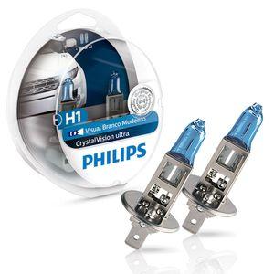 Par-Lampada-Crystal-Vision-Ultra-Philips-H1