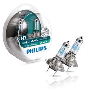 Lampada-Philips-Farol-X-Treme-Vision-H7-Par