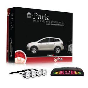 Sensor-de-Estacionamento-B061-Slim-Orbe-Prata-com-Display-