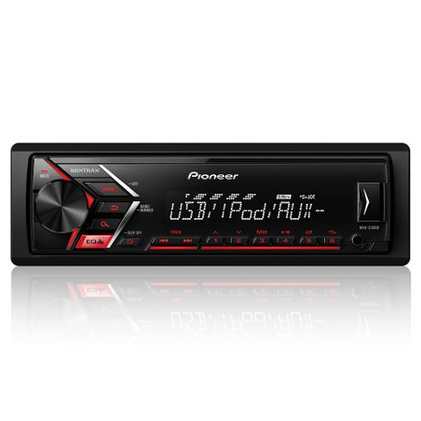 MP3-Player-Pioneer-MVH-S108UI-USB-Auxiliar-Frontal-RDS