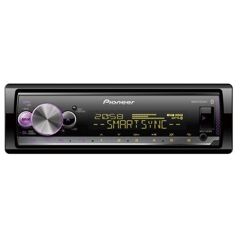MP3-Player-MVH-X300BR-Pioneer-Bluetooth-