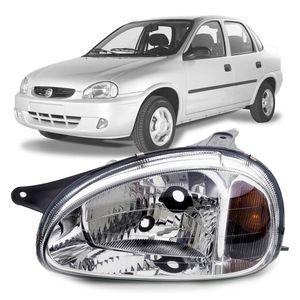 Farol-Principal-Corsa-Sedan-Pick-Up-Wagon-00-Lado-Esquerdo