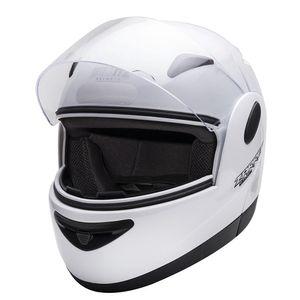 Capacete-Zarref-Classic-V4-Branco-tamanho-56