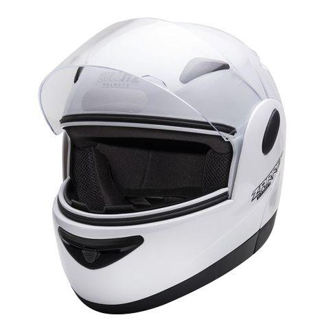 Capacete-Zarref-Classic-V4-Branco-tamanho-58
