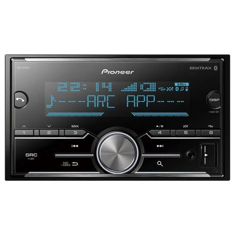 -Media-Receiver-MVH-S618BT-Pioneer-2-Din-Bluetooth