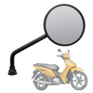 Retrovisor-GVS-para-Honda-Biz-100-Universal-Redondo-Preto
