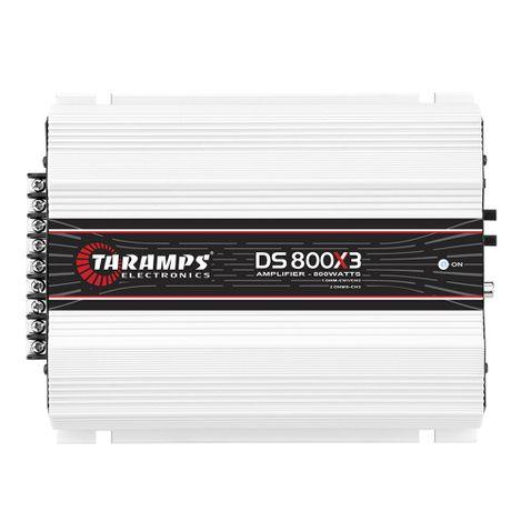 Modulo-Amplificador-DS-800X3-2-Canais-1-Ohm