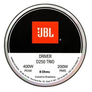 Driver-JBL-D250-Trio-200W-Rms-8-Ohms