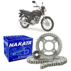 Kit-Relacao-Transmissao-Nakata-Honda-CG-Today-125-1984-1999
