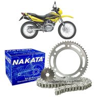 Kit-Relacao-Transmissao-Nakata-Honda-NXR-150-Bros-2005-2008