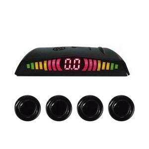 Sensor-de-Estacionamento-4-Pontos-Frontais-Pretos-e-Display-LED-Orbe-