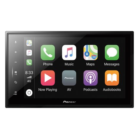 Pioneer-DMH-ZS8280TV-Multimidia-Modular-com-Android-Auto
