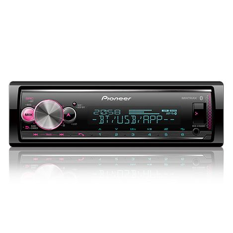 Media-Receiver-Pioneer-MVH-X7000BR-Som-Automotivo-Bluetooth