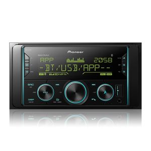 Media-Receiver-Pioneer-MVH-S628BT-Som-Automotivo-Bluetooth
