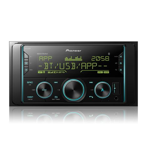Media-Receiver-Pioneer-MVH-S628BT-Som-Automotivo-Bluetooth