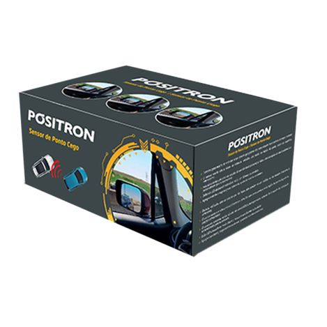 Sensor-Ponto-Cego-Positron-Universal
