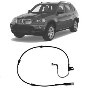 Sensor-Pastilha-Dianteiro-Textar-BMW-X5-xDrive-48i-2007-2013