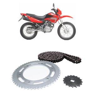 Kit-Relacao-Transmissao-Cofap-Honda-NXR-125-Bros-2003-2005
