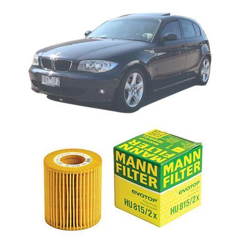 Filtro-oleo-Mann-BMW-120i-2005-2012-Motor-N46B20-N42B20A