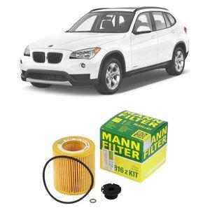 Filtro-oleo-Mann-BMW-X1-sDrive-20i-2010-2015-Motor-N20B20A