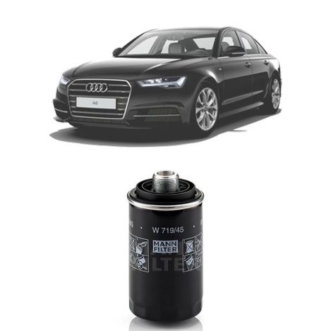Filtro-oleo-Mann-Audi-A6-4G-20-TFSI-2012-2018