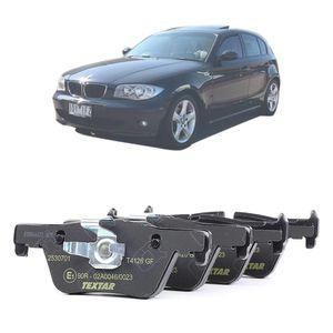 Pastilha-Traseira-Textar-BMW-120i-Active-Flex-2015-2019
