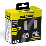 Lampada-LED-HIR2-Haloway-12V-24W-6500K-Corolla-iX35-Aircross