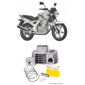 Kit-Motor-Cilindro-Metal-Leve-Honda-CBX-250-Twister-K-9201