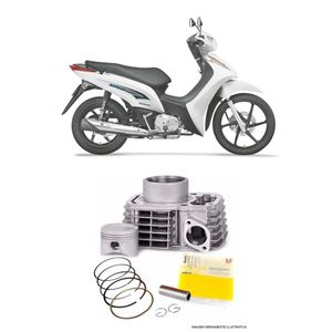 Kit-Motor-Cilindro-Metal-Leve-Honda-Biz-125-2009--Injetada