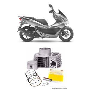 Kit-Motor-Cilindro-Metal-Leve-K-9858-Honda-PCX-150-2016
