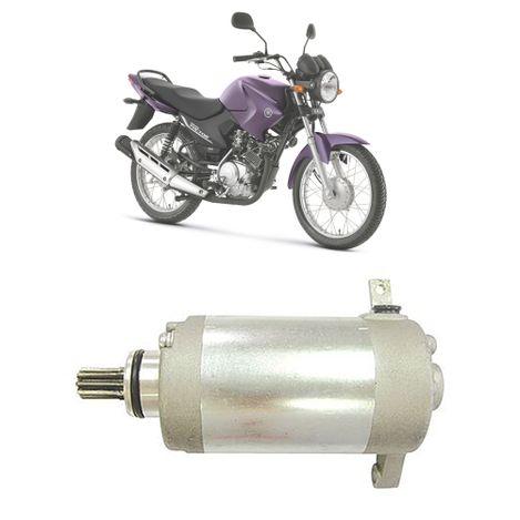 Motor-Partida-Arranque-Magnetron-YBR-125-factor