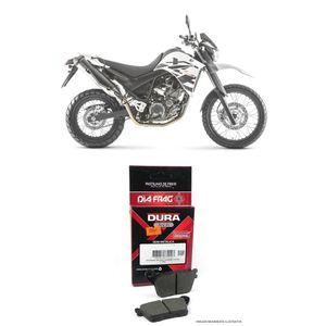 Pastilha-Dianteira-Dia-Frag-Yamaha-XT-660R-2005-18-DFP-40814