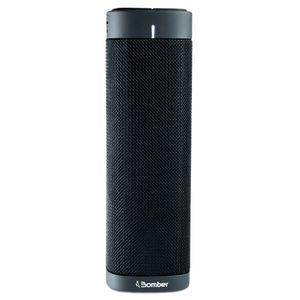 Caixa-de-Som-Portatil-Bluetooth-Bomber-Smart-Preta