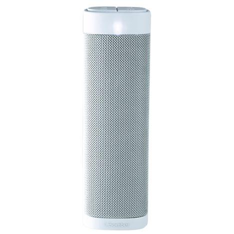 Caixa-de-Som-Portatil-Bluetooth-Bomber-Smart-Cinza