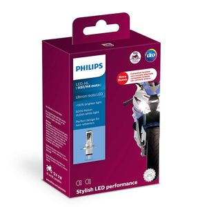 Lampada-LED-H4-Moto-Philips-Ultinon-LED-11458UMWX1