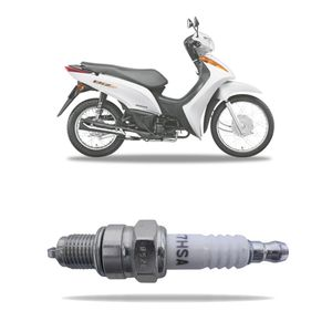 Vela-de-Ignicao-NGK-C7HSA-Honda-Biz-C100-Sundown-Vblade