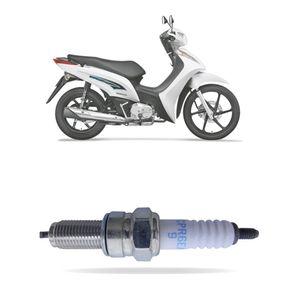 Vela-de-Ignicao-NGK-CPR6EA9-Honda-Biz-125-EX-ES---Biz-Mix