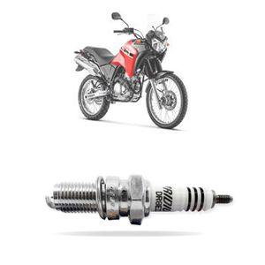 Vela-NGK-Iridium-DR8EIX-Yamaha-XTZ-250Z-Tenere-2011-2015