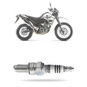 Vela-de-Ignicao-NGK-Iridium-CR7EIX-Yamaha-XT-660R-2005-2013