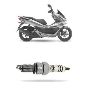 Vela-Ignicao-Iridium-NGK-CPR7EAIX9-Honda-PCX-150-2013-2012