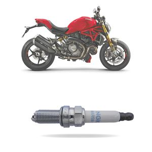 Vela-de-Ignicao-NGK-MAR9AJ-Ducati-Multistrada-1200-2010-2012