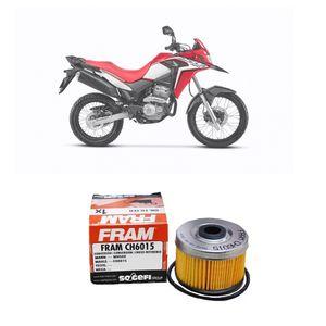 Filtro-Oleo-Moto-Fram-CH6015-Honda-XL-XLX-250-XR-XRE-CB-300