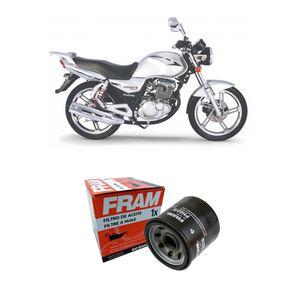 Filtro-de-Oleo-Para-Moto-Fram-PH6018-Suzuki-GS---GSX---GSX-R