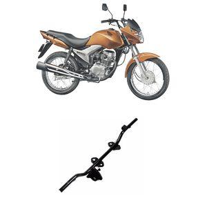 Estribo-Central-Pedal-Apoio-Dianteiro-Cometa-Honda-CG-Titan