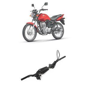 Estribo-Central-Pedal-Apoio-Dianteiro-Cometa-CG-125-150-Fan