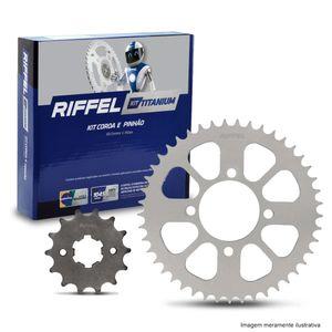 Kit-Coroa-Pinhao-48X18-Riffel-71140-NXR-160-Bros-XRE-190