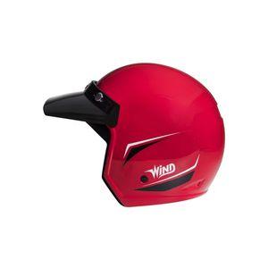 Capacete-Taurus-10021863-Wind-Tecno-Vermelho-C-Preto-Tam.-58