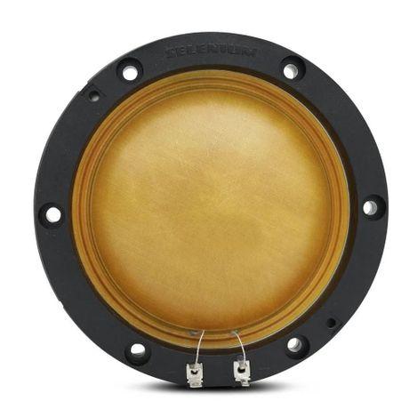 Reparo-Para-Driver-Fenolico-D400-D405-JBL-Selenium-RPD400
