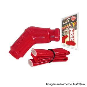 Cachimbo-Vela-NGK-VD05FMHR-Vermelho-CG-150-Fan-Sport-Titan