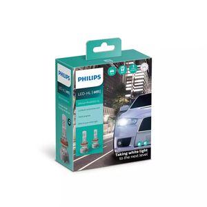 Par-Lampada-H11-6000k-LED-Ultinon-Pro-5000-Philips-12V